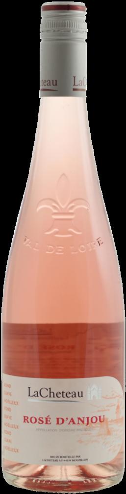 LaCheteau rosé d'Anjou