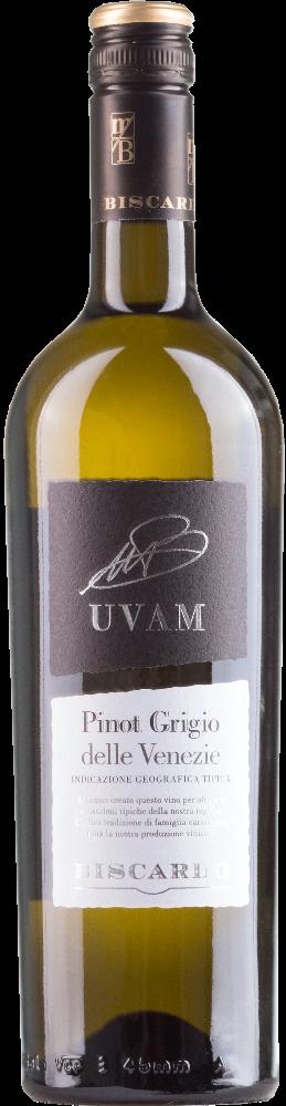Biscardo Pinot Grigio Uvam