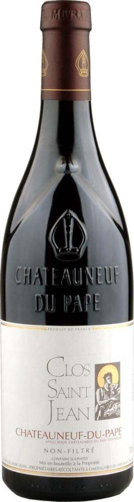 Clos Saint Jean Châteauneuf-du-Pape